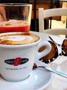 #Salvation Morning Cappucino