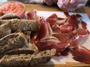 Eat in Madrid